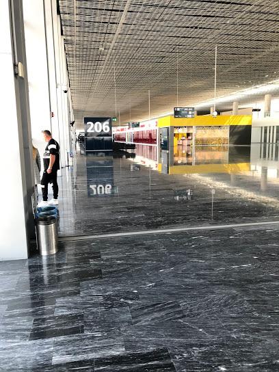 Avis-bodrum Havaalanı Dış Hatlar Şubesi