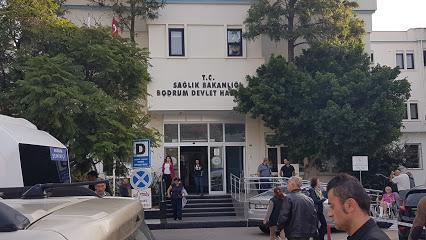 Bodrum Devlet Hastanesi Otopark