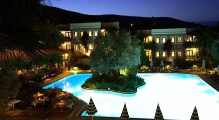 Hotel Zeytinada Restaurant