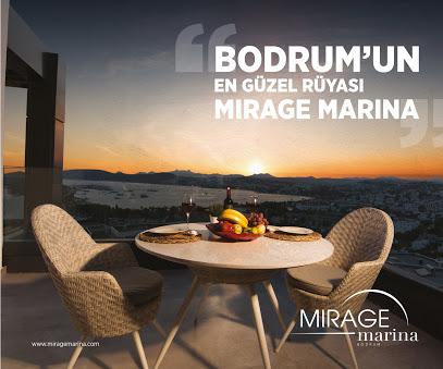 Mirage Marina Bodrum Satılık Lüks Konutlar