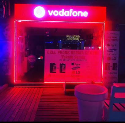 Vodafone Gümbet Telefon Hastanesi